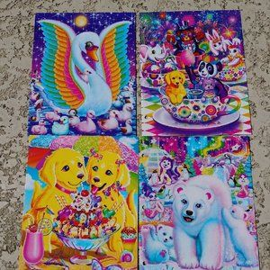 Lisa Frank School Folder Lot